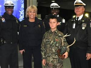 Sheriffs pull out stops for grateful 9-year-old | Chadds ...