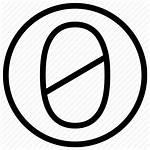 Zero Creative Commons License Icon Cc Icons