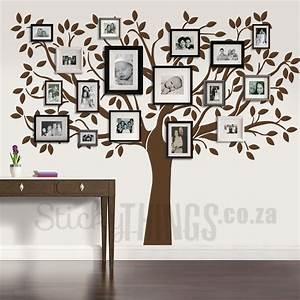 family tree wall art decal stickythingscoza With wall art com
