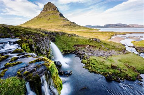 Kirkjufell Mountain Iceland Jigsaw Puzzle In Great