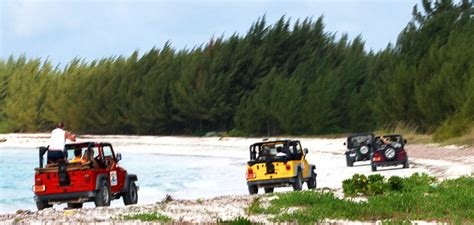 freeport bahamas tours jeep safari