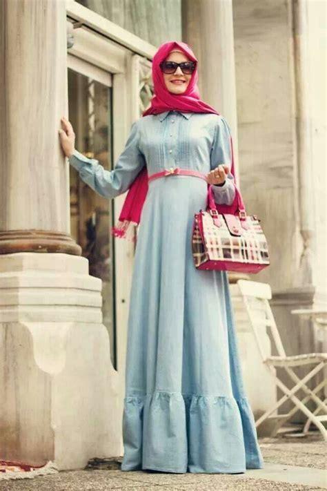 abaya maxi dress terbaru trendy maxi dresses for muslim hijabiworld