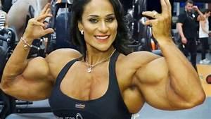 Grundumsatz Berechnen Bodybuilding : female bodybuilder showing her big muscles biggest women bodybuilders pinterest ~ Themetempest.com Abrechnung