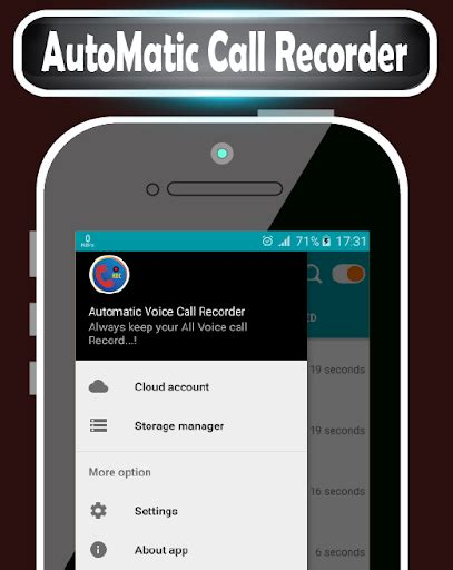 automatic voice call recorder unlimited recording for pc