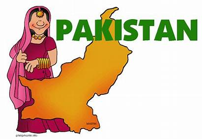 Pakistan Clipart Asia Clip Country Culture Countries