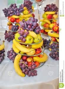Boy Baby Shower Centerpieces Ideas by Wedding Decoration With Fruits Bananas Grapes And Apples