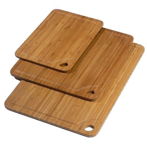 planche a decouper professionnelle en bois planche 224 d 233 couper bambou eco slim dm cr 233 ation