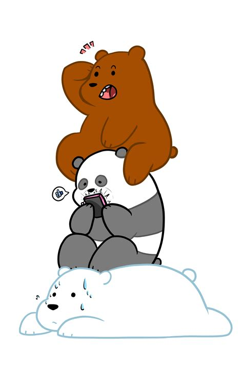 bare bears wallpapers  pictures  greepx