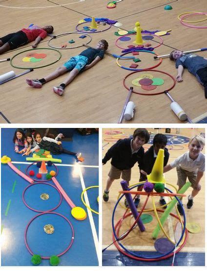 best 25 adapted pe ideas on pe teachers 959 | 726242bb2b7b12676149bea84c1ac439 teamwork activities preschool activities