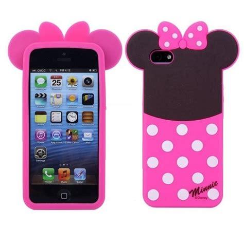 Forro Minnie Mouse Iphone 4 Y 5 S3 Mini S3 S4 S4 Mini