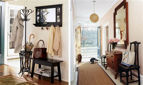 Small Entryways & Foyers Design Decor Inspiration