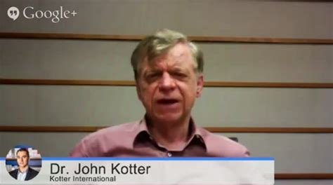 John P Kotter Xlr8 by Conversation With Dr John Kotter Noop Nl
