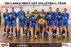 Sri Lanka up for Asian Men's U23 Volleyball Championship ...