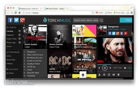 Torch Browser For Mac Download Free 2019 Latest Version