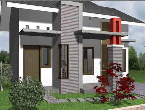 contoh favorit desain rumah minimalis  biaya