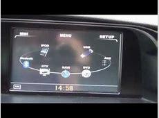Audi A4 B8 MMI aftermarket GPS, DVD, Camera, Bluetooth