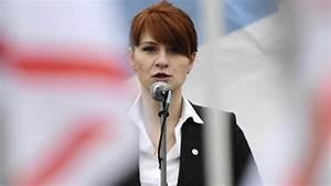 Maria Butina: From Siberian Gun Lover to Allegedly ...