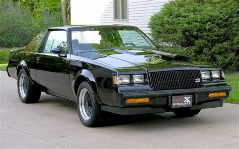 buick gnx    miles