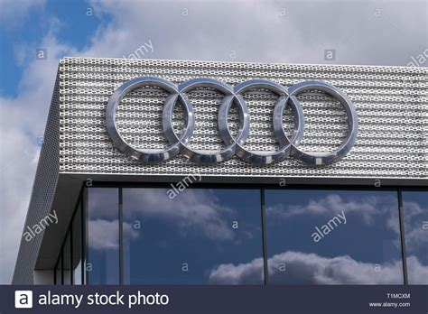 Audi Dealership Stock Photos & Audi Dealership Stock
