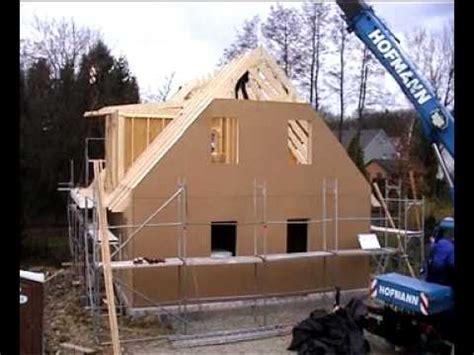 Inneneinrichtung Passivhaus Holzstaenderbauweise by Montage Rohbau Passivhaus Energiesparhaus Kfw 40
