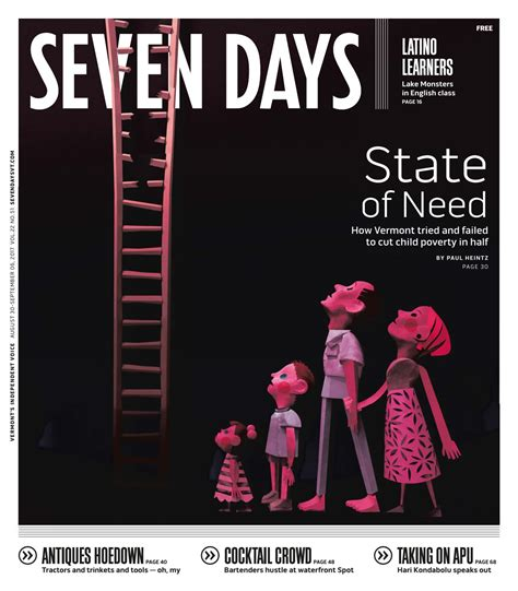 Seven Days August 30 2017 by Seven Days Issuu