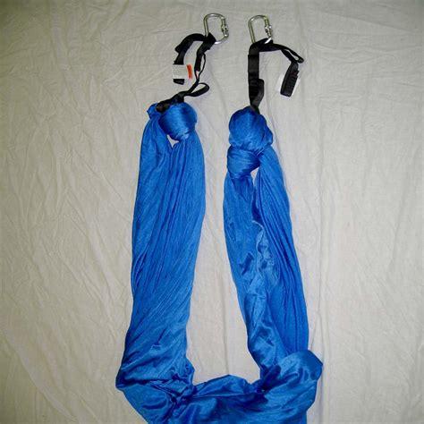 yoga hammock double point aerial fabric acrobatics