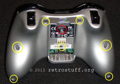 Repair A Xbox 360 Controller Retrostuff