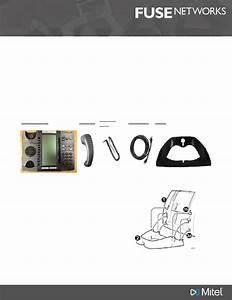 Mitel 5320 Ip Phone Installation Manual Pdf View  Download