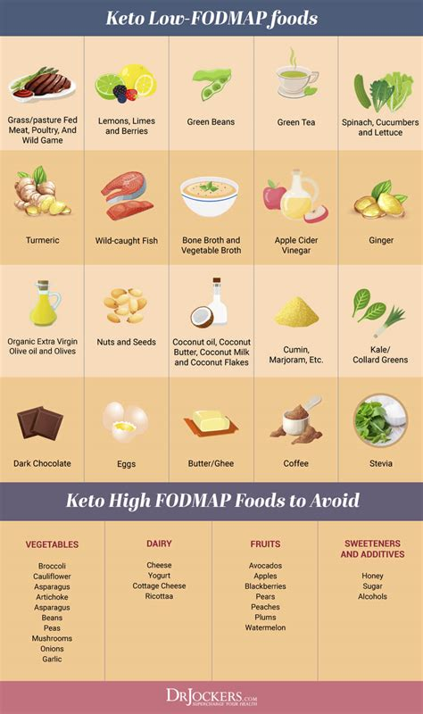 fodmaps keto diet  digestive health drjockerscom
