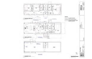 hillside floor plans hillside residence nesea