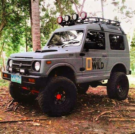 suzuki jimny katana 309 best images about jimny on pinterest suzuki cars