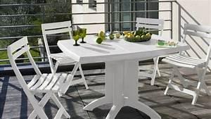 Salon De Jardin Plastique : comment nettoyer son mobilier de jardin en plastique ~ Teatrodelosmanantiales.com Idées de Décoration