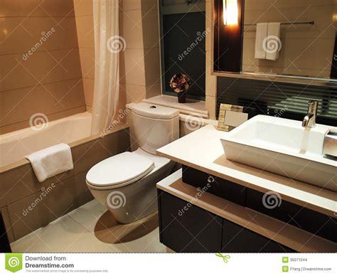 Luxury Toilet Stock Photo. Image Of Light, Furnished
