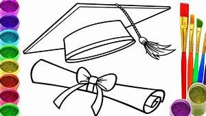 Graduation Diploma Drawing at GetDrawings.com | Free for ...