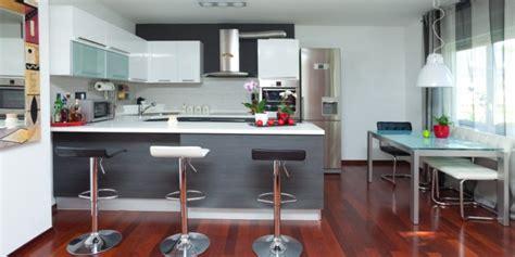 louer une cuisine professionnelle les bonnes idées pour aménager sa cuisine laforet