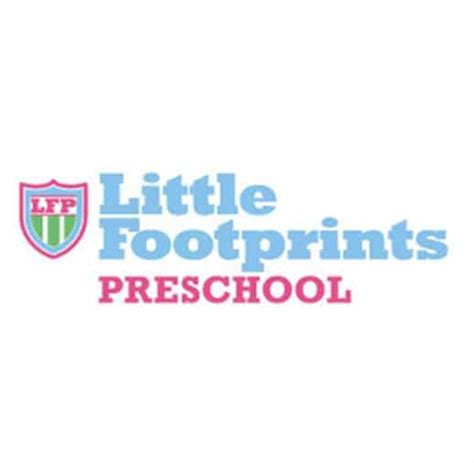 footprints preschool 858 | little footprints preschool logo