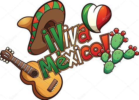 Mexican party elements — Stock Vector © memoangeles #100370084