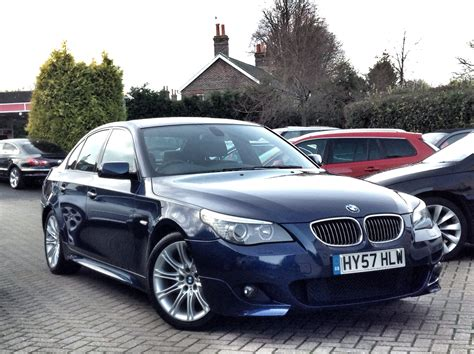 Bmw 5 Series 3.0td 525d M Sport 4dr For Sale At Cmc-cars