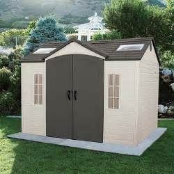 lifetime 10 215 8 outdoor storage shed sam s club