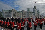 Royal Military College Of Canada On Parade Photograph by ...