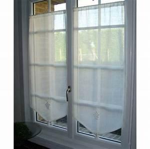 Rideaux à Poser Sur Fenêtres : fixer rideau sur fenetre pvc 2 supports sans percage pour ~ Premium-room.com Idées de Décoration