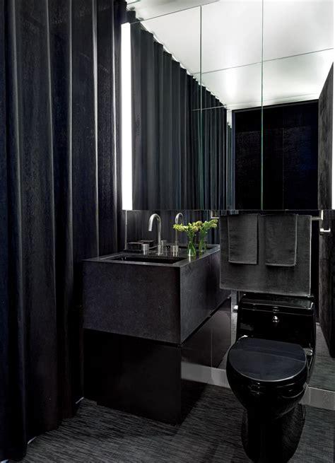Badezimmer Modern Schwarz by Gilles Mendel S Contemporary Bathroom By Architectural