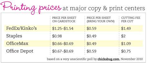 diy laser printing price chart chickabug