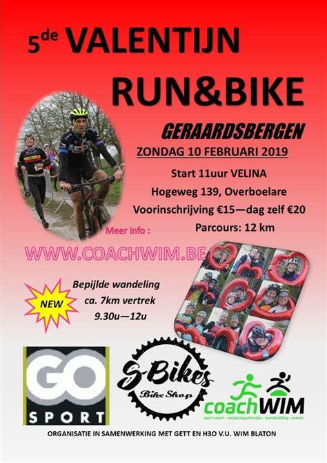 editiepajot valentijns runbike geraardsbergen