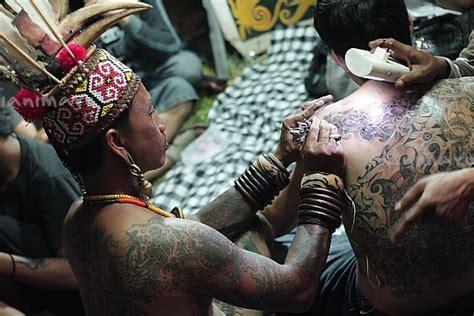 tattoo antara seni  bentuk kebudayaan mave