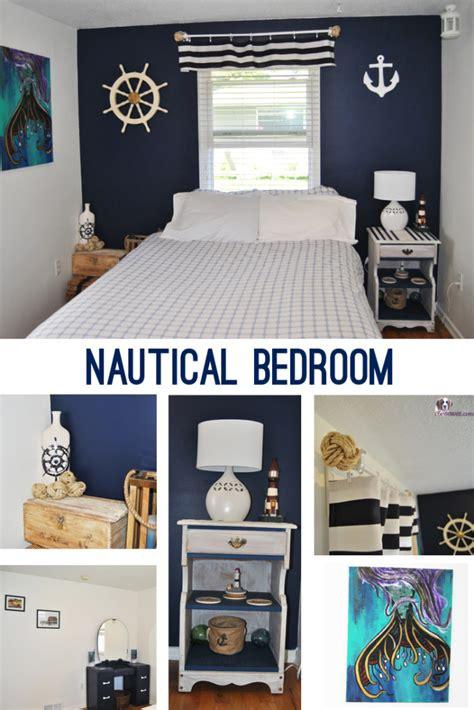 Nautical Bedroom Home D On Wall Vinyl Decal Ocean Sea