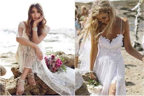 20 Breathtaking Beach & Destination Wedding Dresses