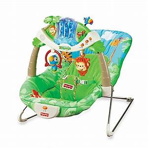 Fisher-Price® Rain forest™ Bouncer - Bed Bath & Beyond