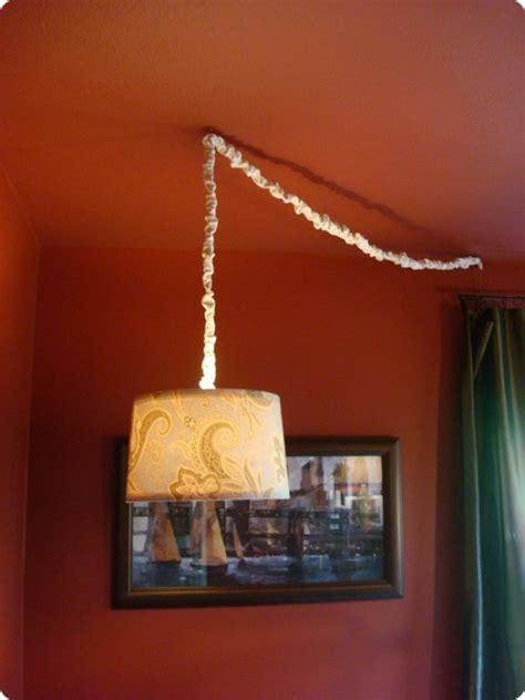 diy chandelier  ceiling light fixture ideas