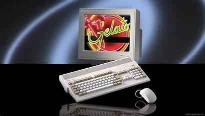 Amiga 1200 Ad Horizontal Version Deviantart Atari